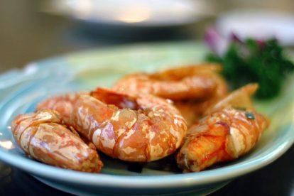 How to Make Pan Fried Shrimp