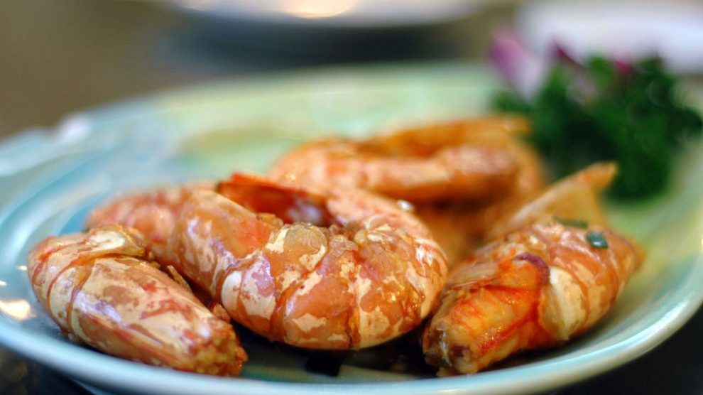 How to Make Pan Fried Shrimp
