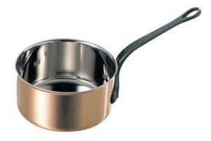 Matfer Bourgeat Copper Saucepan review