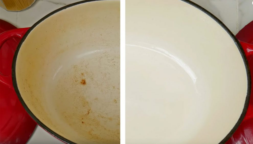 How to Clean Le Creuset Dutch Oven