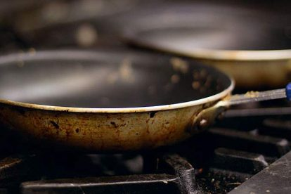 how to pan fry