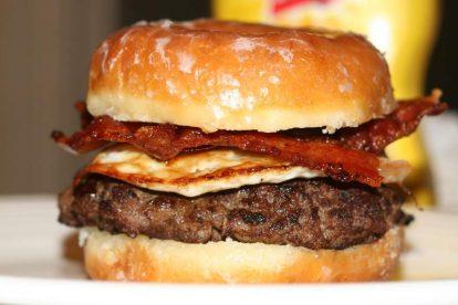 How to pan fry burger