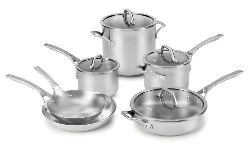 Calphalon Signature Stainless Steel Cookware