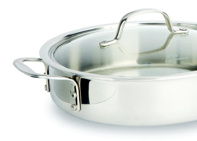 Calphalon Tri-Ply Stainless Steel Cookware Handles