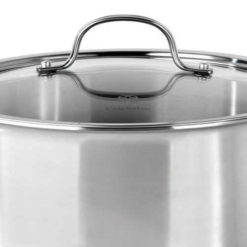 Calphalon Tri-Ply Stainless Steel Cookware Lids