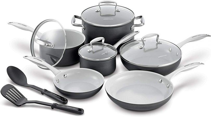 Classic Pro Ceramic Nonstick Cookware