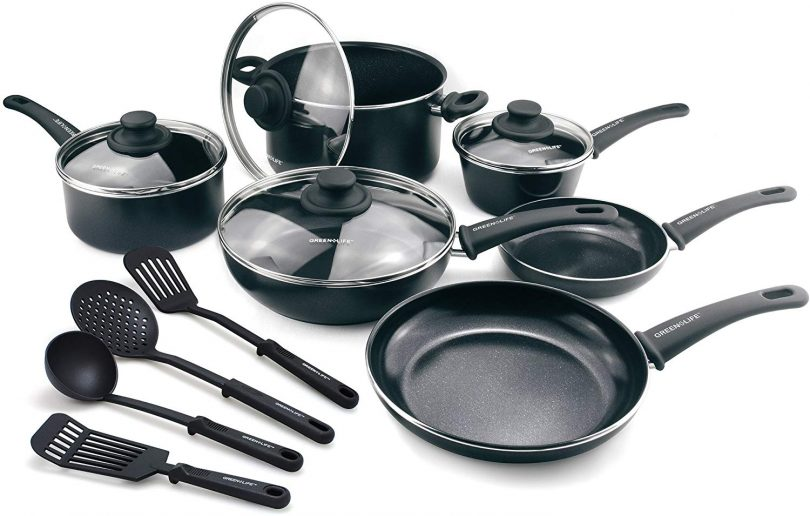 Diamond Ceramic Nonstick Cookware