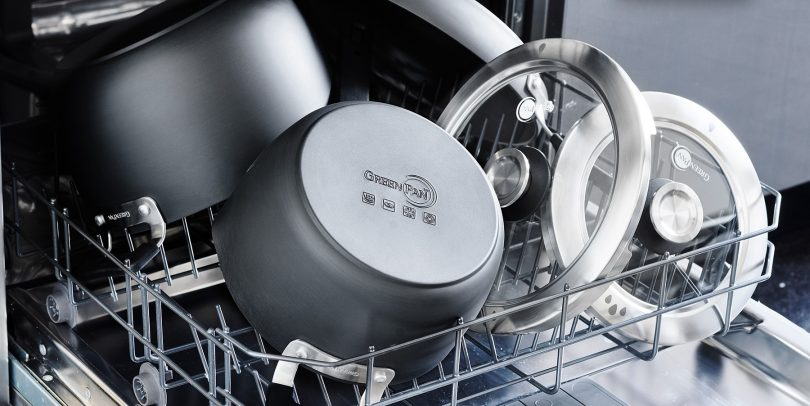 GreenPan Cookware's Clean Up