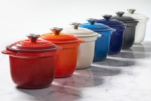 Le Creuset Color Guide