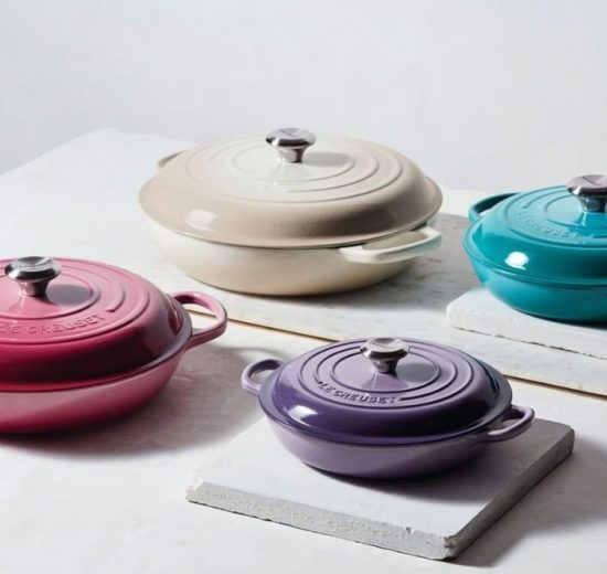 Le Creuset Sizing Guide