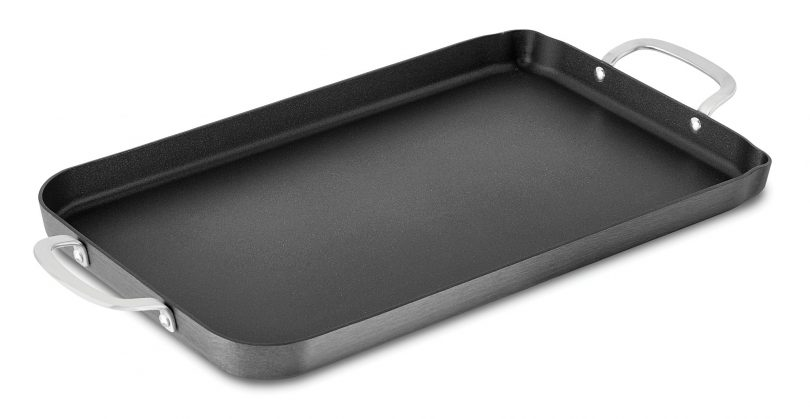 Nonstick Double Griddle Pan