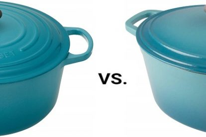 Round Versus Oval Cast Iron Dutch Oven