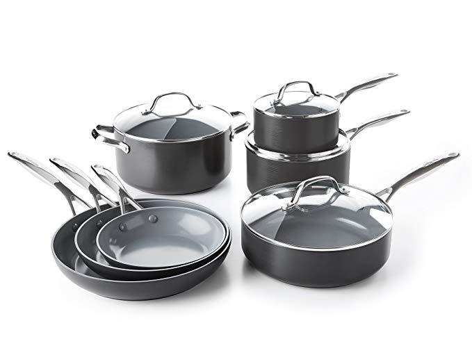 Valencia Pro Ceramic Nonstick Cookware