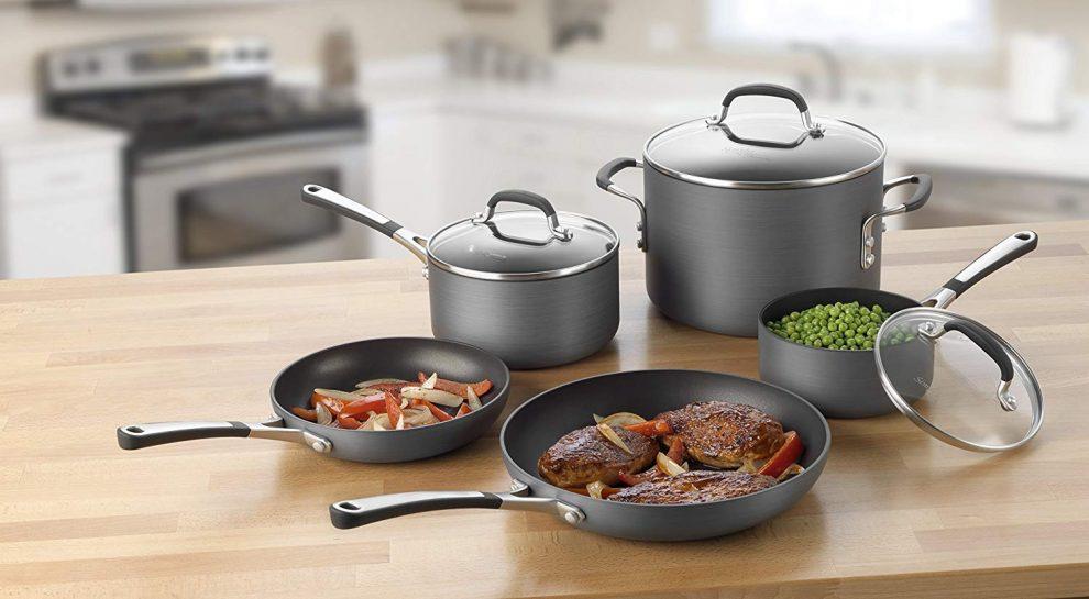 Calphalon Cooking Set