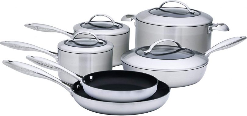 Scanpan CTX Cookware Set